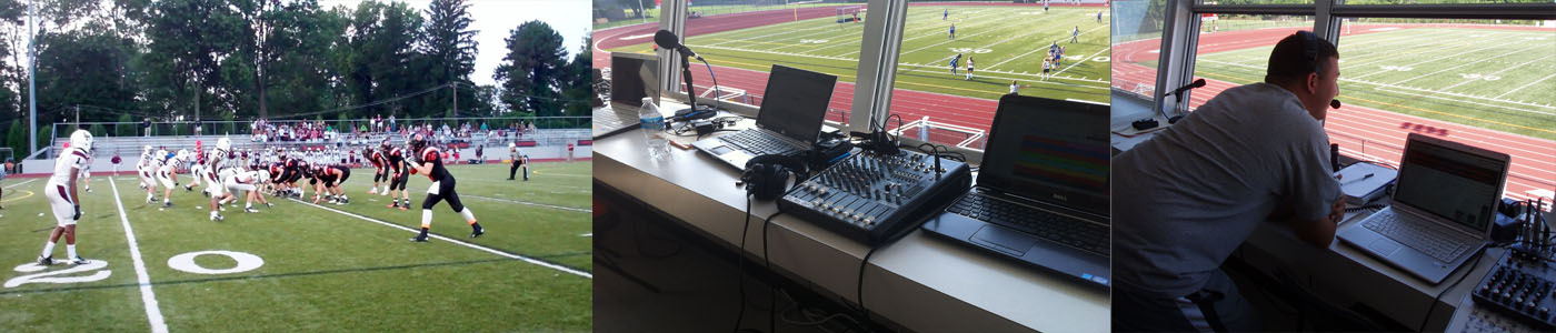 Game Audio from Lower Merion at Marple Newtown on Friday, 9-7-12