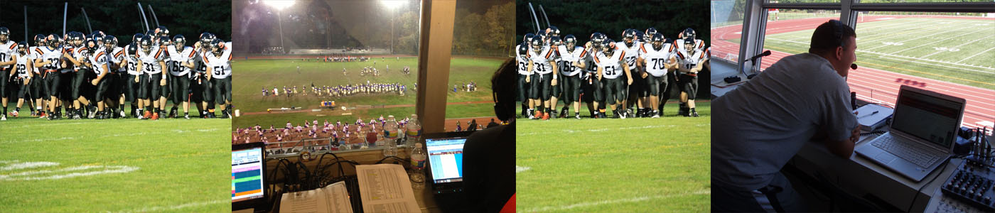 Game Audio from Marple Newtown at Upper Darby on Friday, 10-19-12