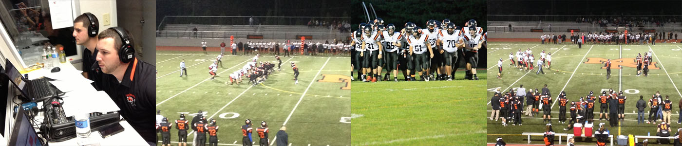 Game Audio from Penncrest at Marple Newtown on Friday, 11-9-12