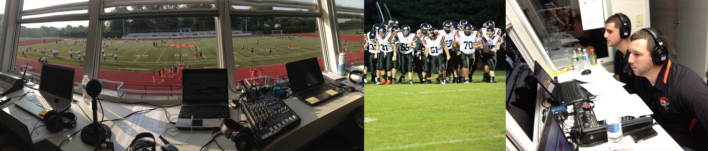 Game Audio from Academy Park at Marple Newtown on Friday, 8-30-13
