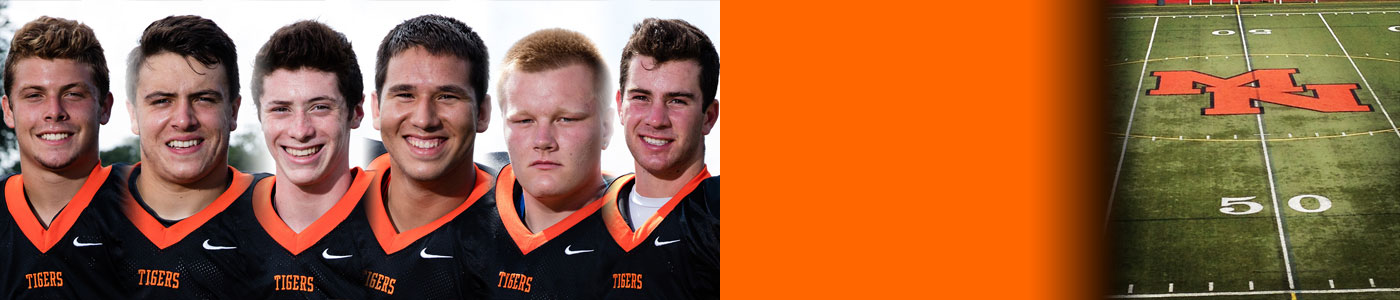 6 Tigers Selected for 41st Delco Hero Bowl