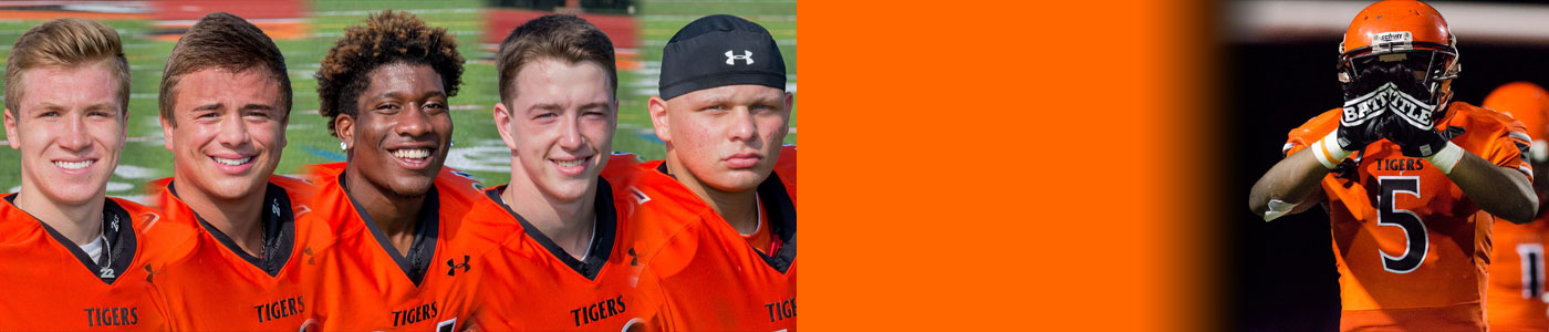 5 Tigers to play in 43rd Annual Delco Hero Bowl