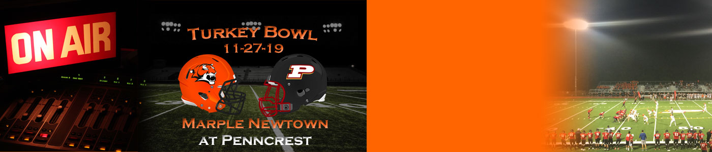 Marple Newtown at Penncrest – LIVE on Wednesday, 11-27-19